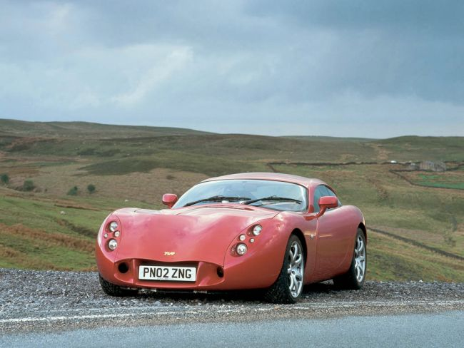 2005 TVR T440R picture
