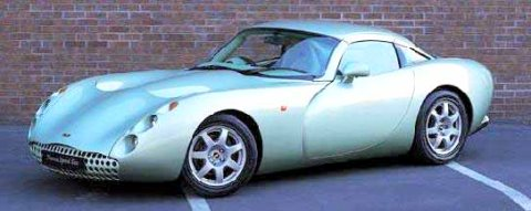 2000 TVR Tuscan R picture