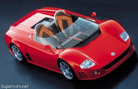 1998 Volkswagen W12 Roadster picture