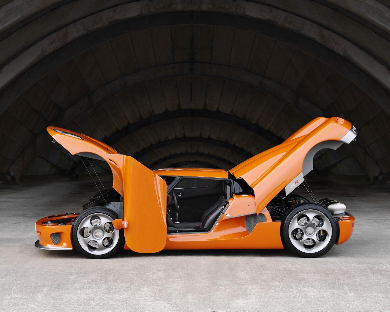 Wallpaper: Koenigsegg CCR